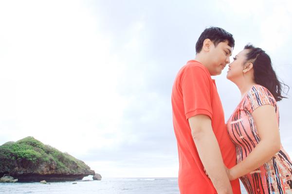 Prewedding Pantai yogyakarta #2