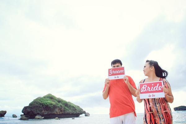Prewedding Pantai yogyakarta #3