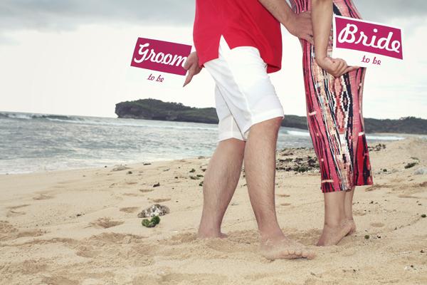 Prewedding Pantai yogyakarta #4