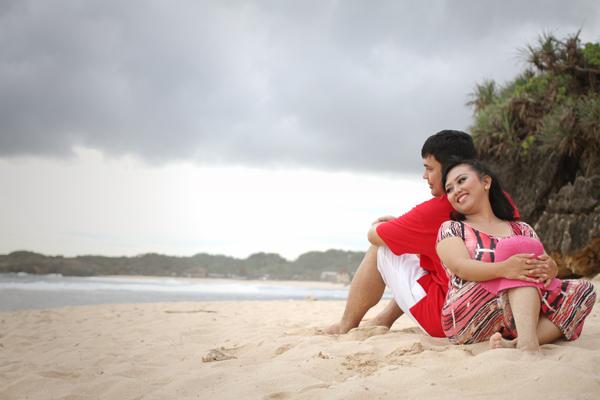 Prewedding Pantai yogyakarta #5