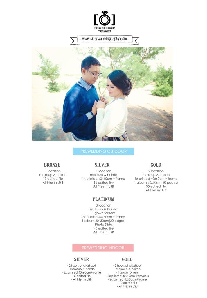 Pricelist-Prewedding-2017