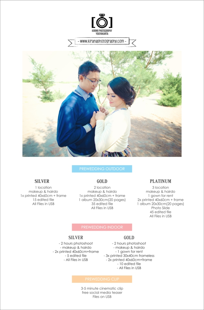 Pricelist-Prewedding-2017