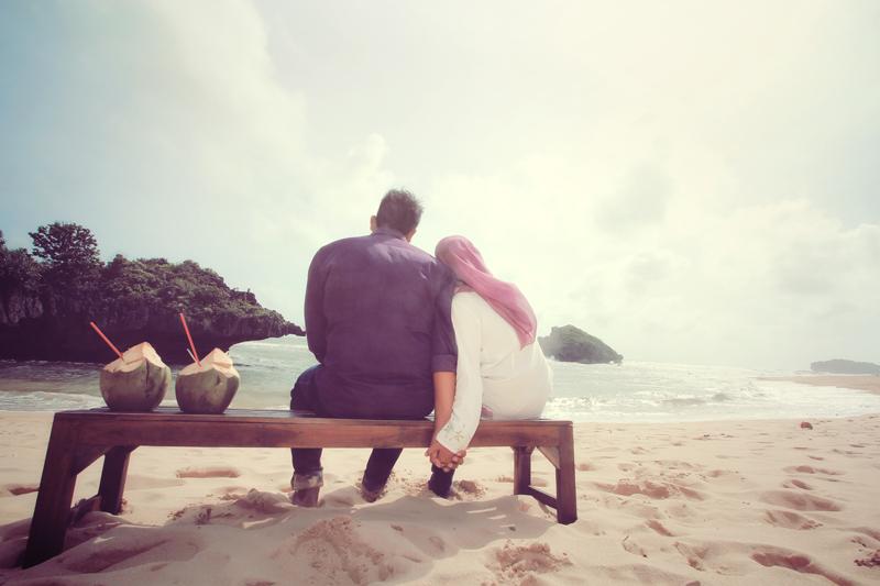 Prewedding-Pantai-#2