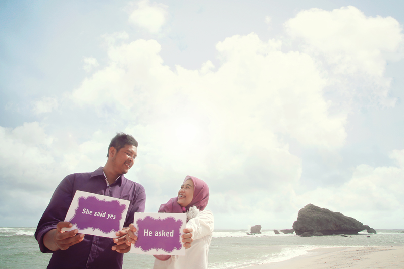 Prewedding-Pantai-#4
