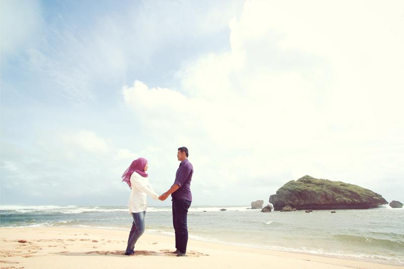 Prewedding-Pantai-#5