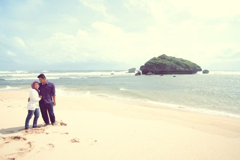 Prewedding-Pantai-#6