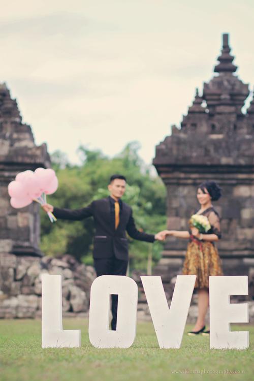 Prewedding Yogyakarta - Sylvana & Aga #10