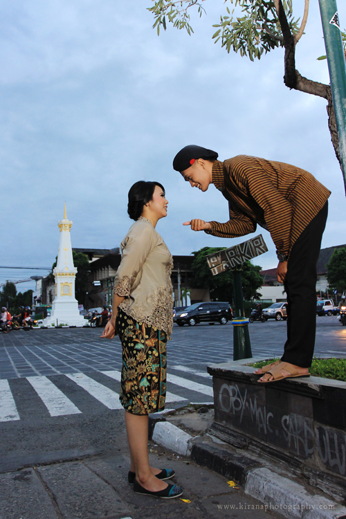 Prewedding Yogyakarta - Sylvana & Aga #11