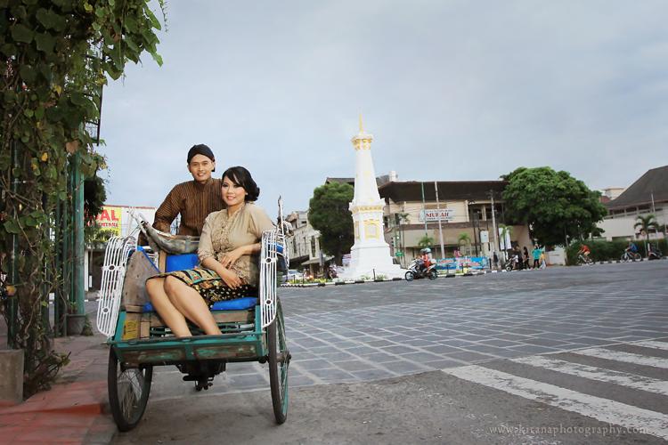 Prewedding Yogyakarta - Sylvana & Aga #12
