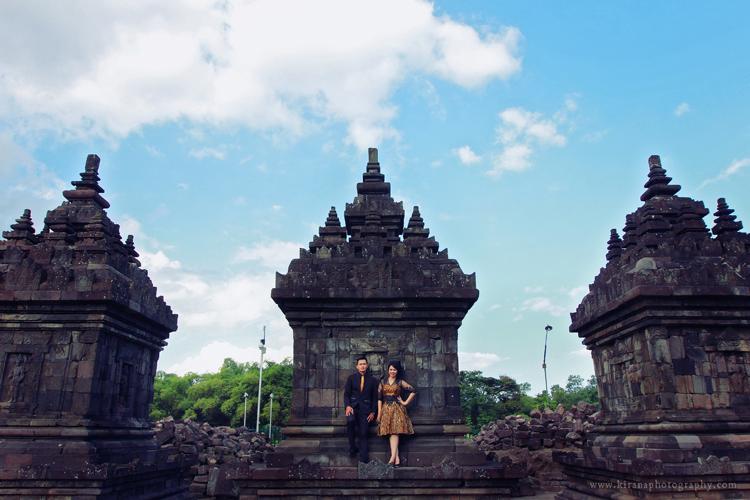 Prewedding Yogyakarta - Sylvana & Aga #2