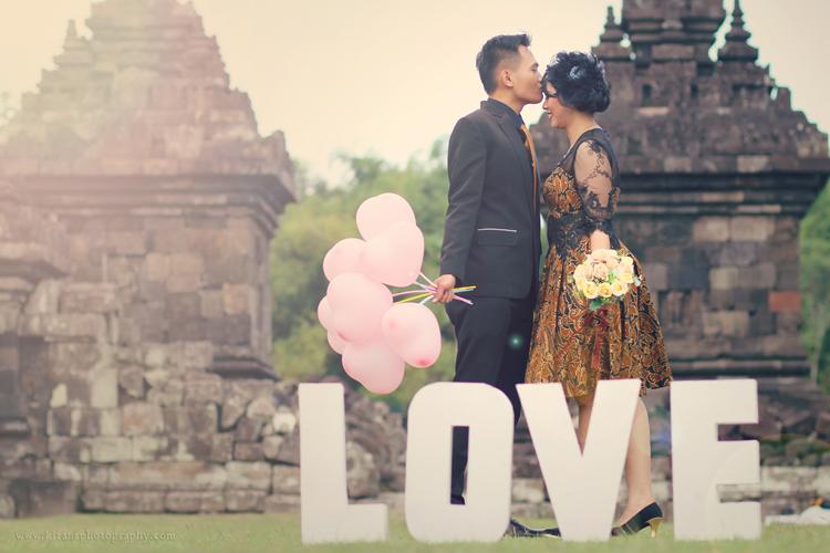 Prewedding Yogyakarta - Sylvana & Aga #4