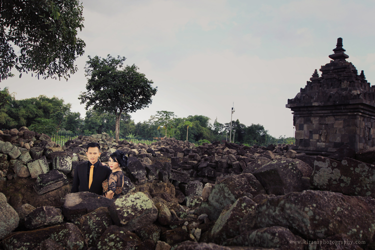 Prewedding Yogyakarta - Sylvana & Aga #7