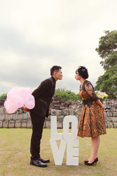 Prewedding Yogyakarta - Sylvana & Aga #9