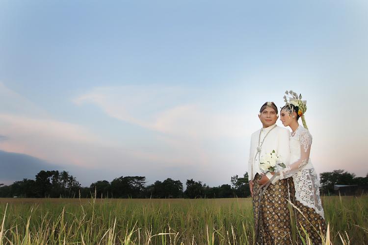Wedding Yogyakarta Zahra & Ijo #12