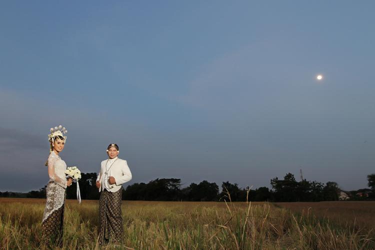 Wedding Yogyakarta Zahra & Ijo #13