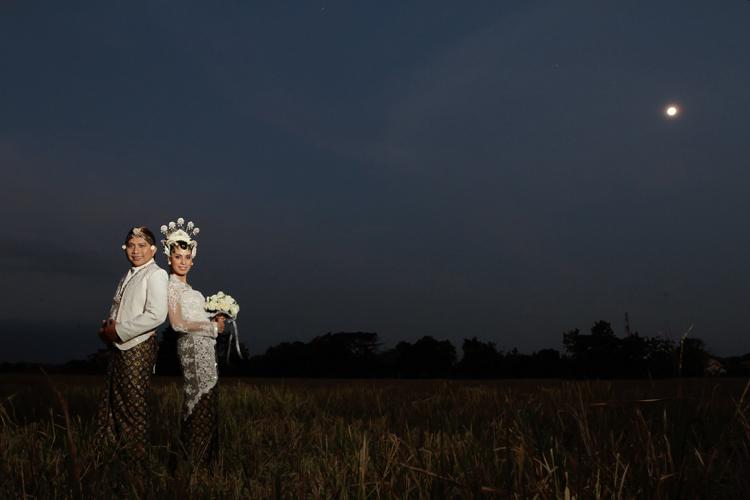 Wedding Yogyakarta Zahra & Ijo #15