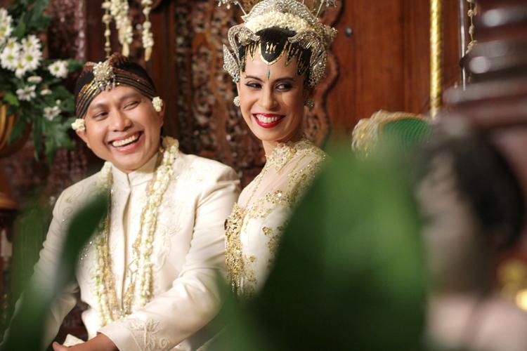 Wedding Yogyakarta Zahra & Ijo #17