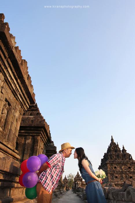 Prewedding Yogyakarta Venta & Andi #12