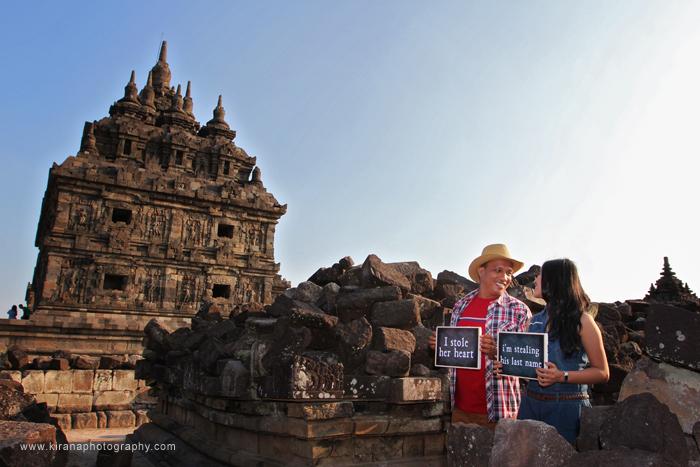 Prewedding Yogyakarta Venta & Andi #8