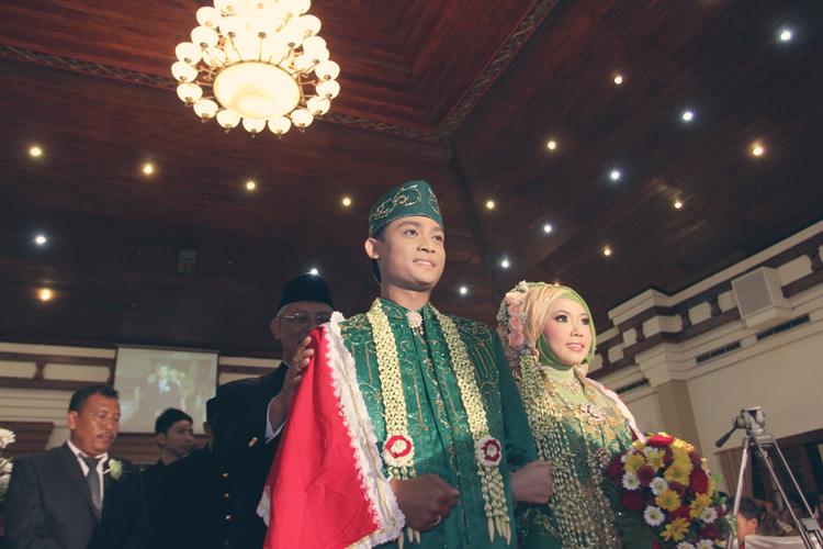 Wedding Yogyakarta - Fauzan & Nisa #11