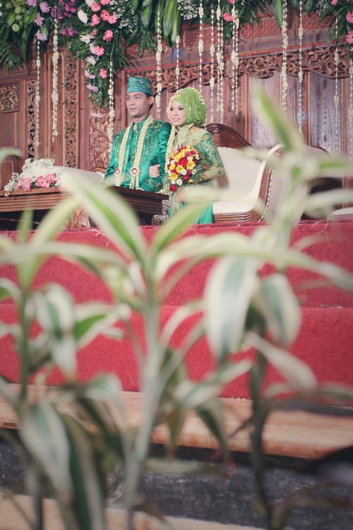 Wedding Yogyakarta - Fauzan & Nisa #13