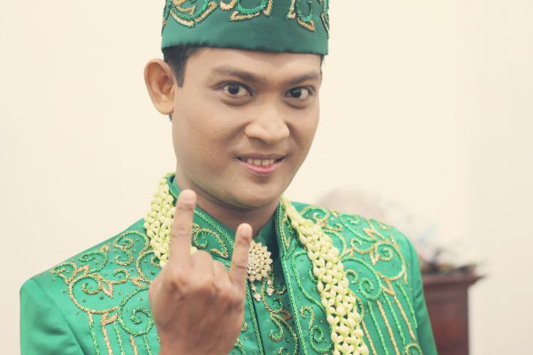 Wedding Yogyakarta - Fauzan & Nisa #6