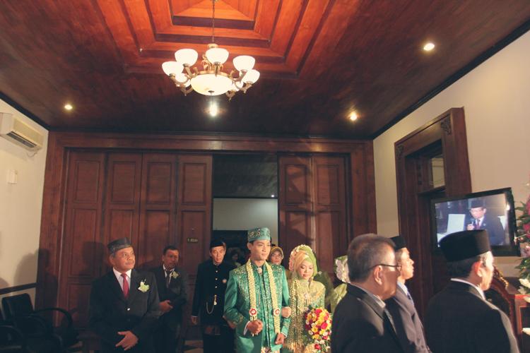 Wedding Yogyakarta - Fauzan & Nisa #8