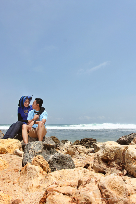 Prewedding Yogyakarta - Bunga & Galih #4