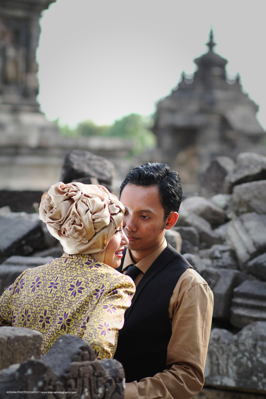 Prewedding Yogyakarta - Bunga & Galih #8