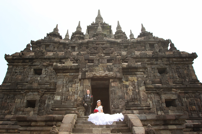 Wedding Yogyakarta Willem & Ina #12