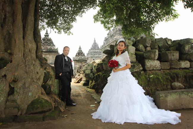 Wedding Yogyakarta Willem & Ina #14