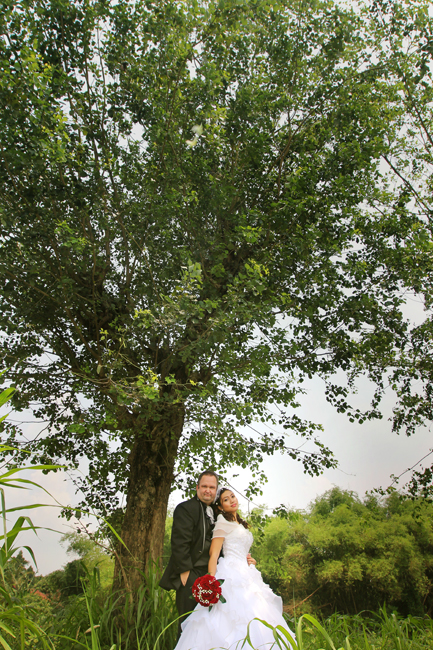 Wedding Yogyakarta Willem & Ina #15