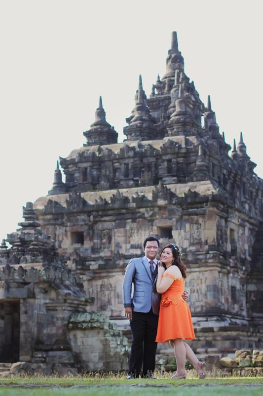 Prewedding yogyakarta - Cella & Alex #4