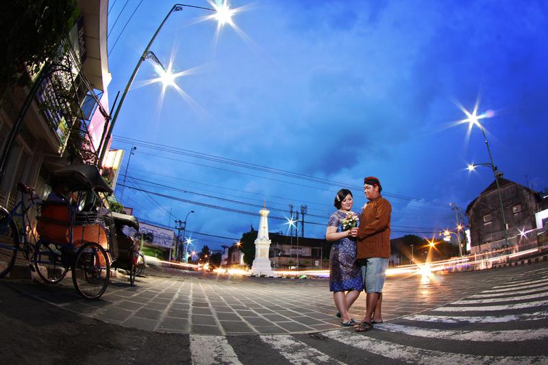 Prewedding yogyakarta - Cella & Alex #9