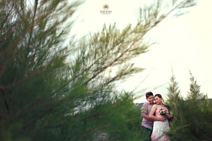 Prewedding Yogyakarta - Marvin & Agnes #10