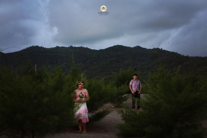 Prewedding Yogyakarta - Marvin & Agnes #12