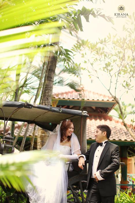 Prewedding Yogyakarta - Marvin & Agnes #3