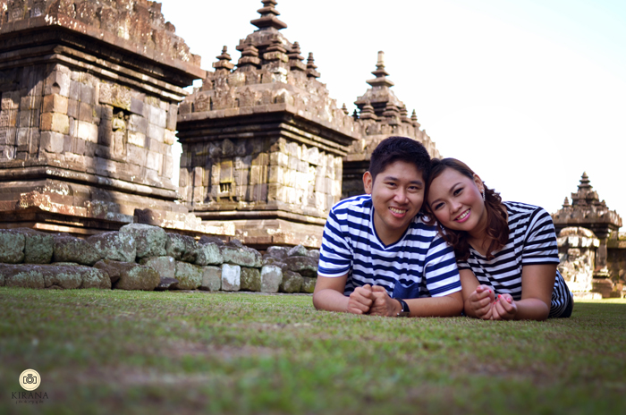 Prewedding Yogyakarta - Marvin & Agnes #5