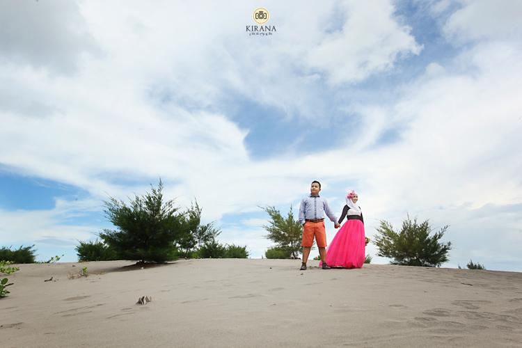 Prewedding Joga Solo Semarang ~ Mina & Adyt #4