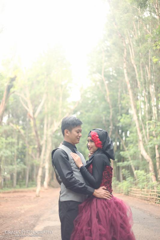 Prewedding Yogyakarta ~ Neri & Teguh