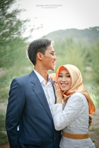 Prewedding Yogyakarta Solo Semarang Bali~Friska&Widhi #7
