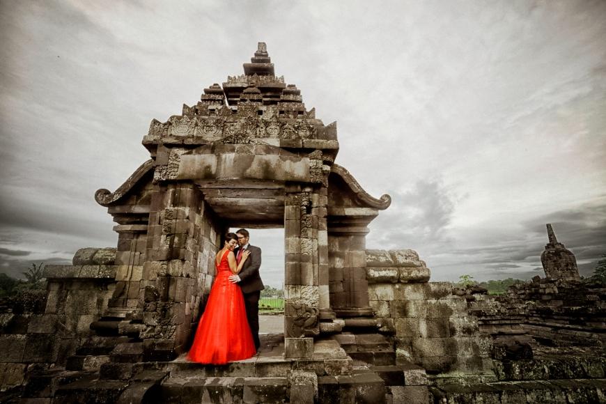 Prewedding Yogyakarta~ Shaz & Josh #1