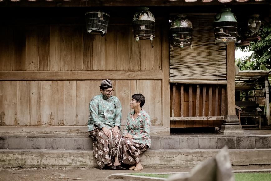 Prewedding Yogyakarta~ Shaz & Josh #10