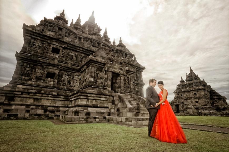 Prewedding Yogyakarta~ Shaz & Josh #2