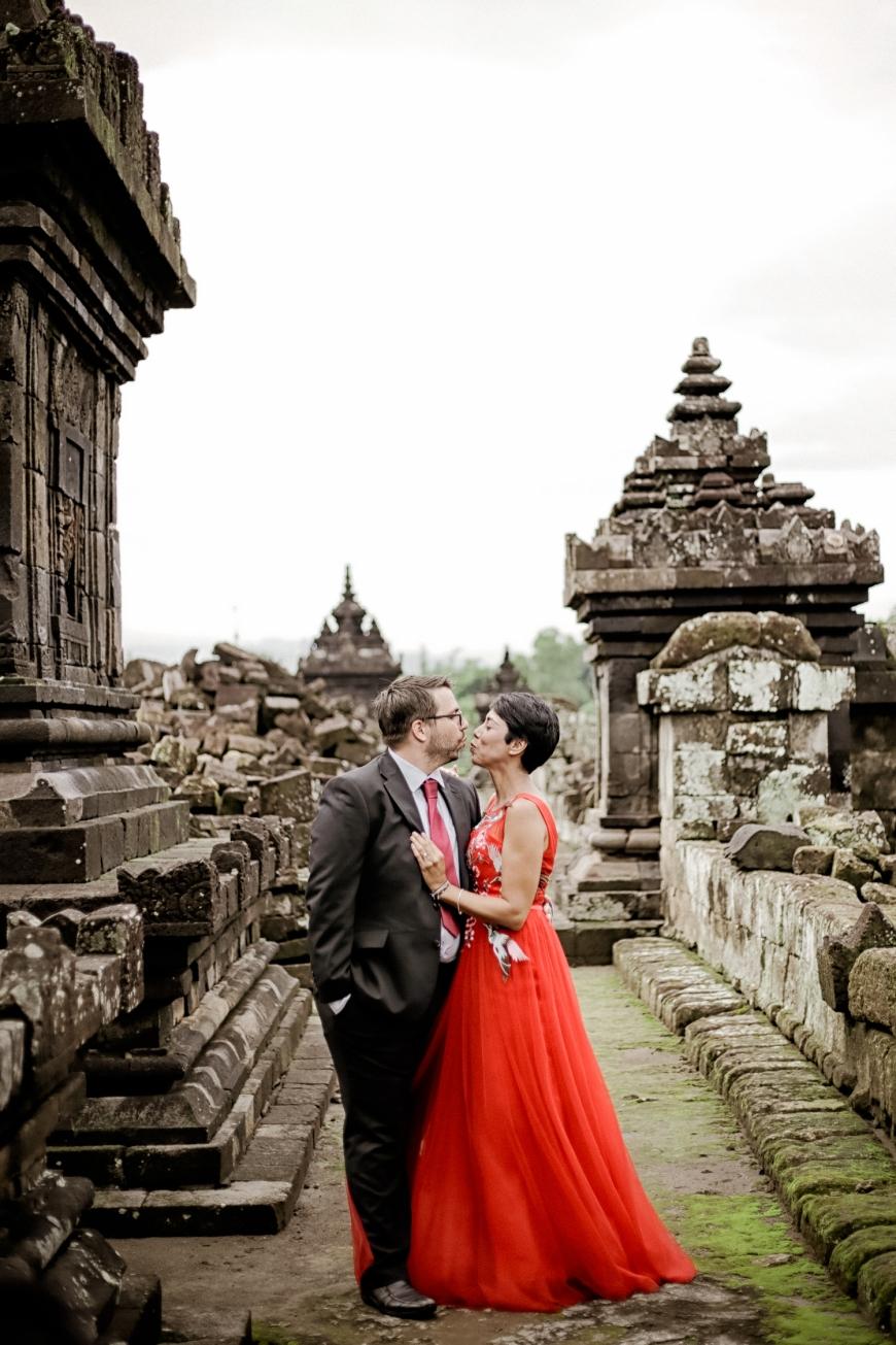 Prewedding Yogyakarta~ Shaz & Josh #3