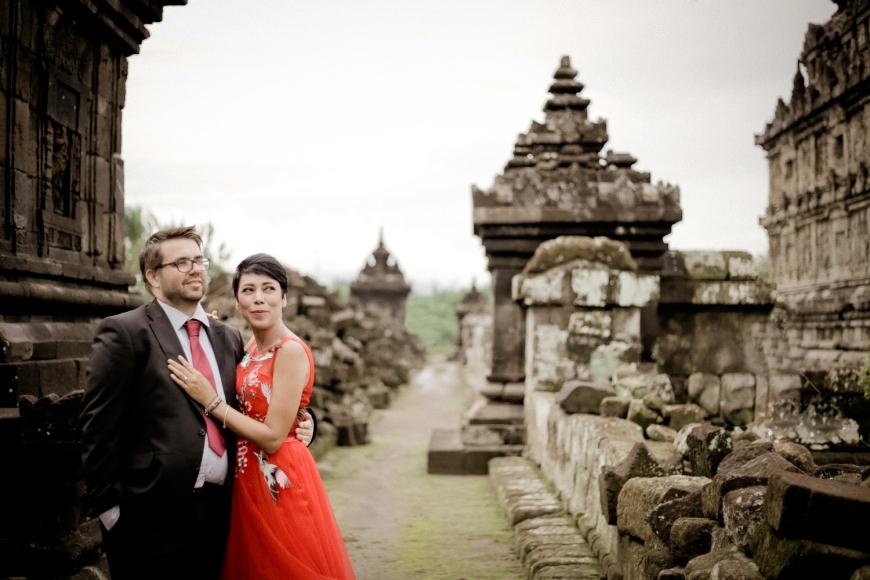 Prewedding Yogyakarta~ Shaz & Josh #4
