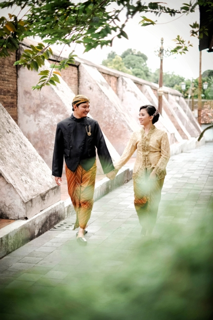 Prewedding Yogyakarta Solo Semarang ~ Anisa & Labib #10