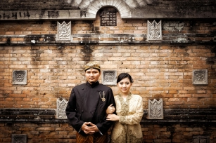 Prewedding Yogyakarta Solo Semarang ~ Anisa & Labib #6