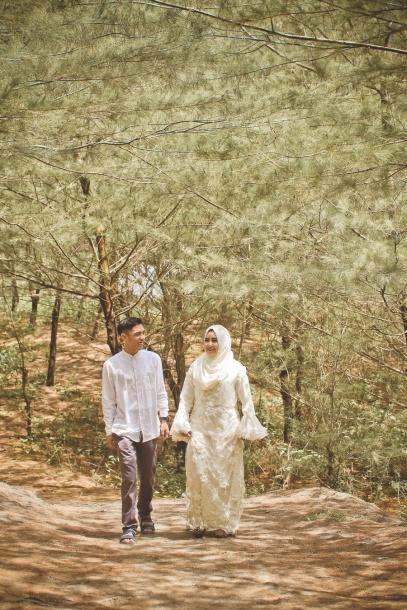 Prewedding Yogyakarta Solo Semarang ~ Hengki & Ika #9