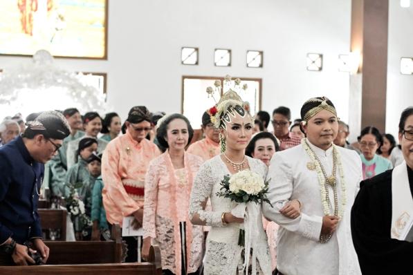 WEDDING YOGYAKARTA ~ Dito & Tanti #12